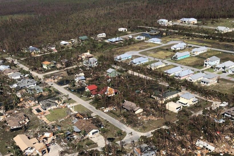Orkaan Michael nõudis vähemalt 11 inimelu
