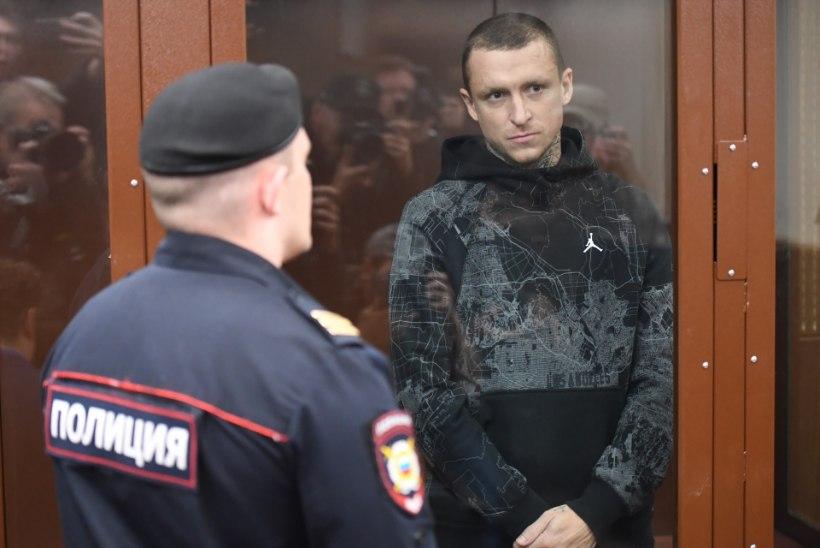 Inimesi peksnud Kokorin ja Mamajev jäävad kaheks kuuks vahi alla