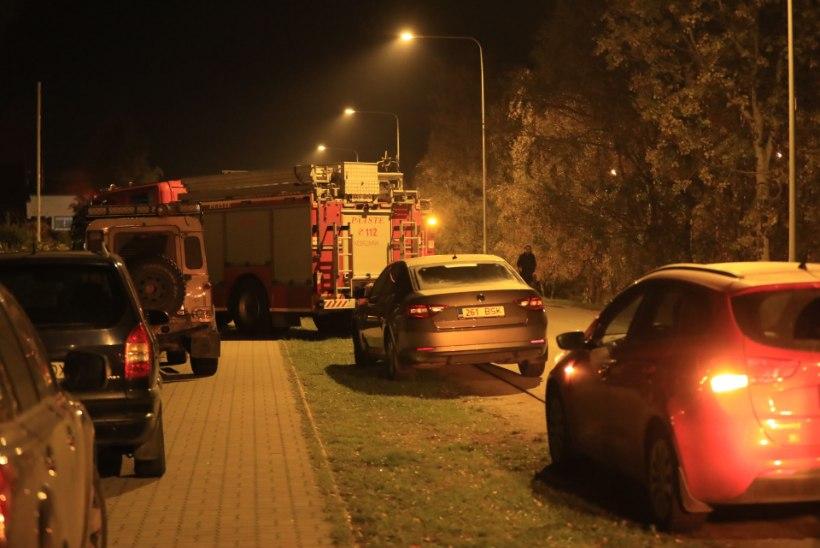 Haabersti eramajast leiti kahe lapse gaasimürgistuse kahtlusega surnukehad