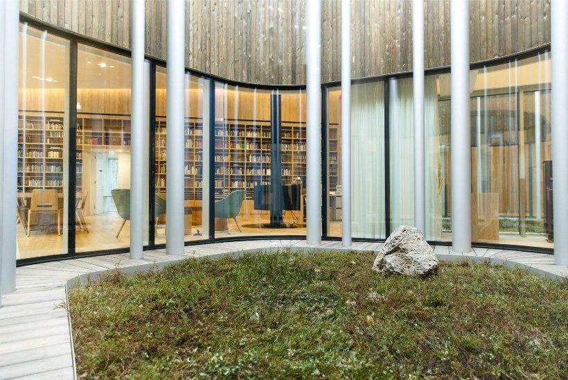 GALERII | Vastavatud Arvo Pärdi keskus toob maailma muusika Eesti metsade keskele