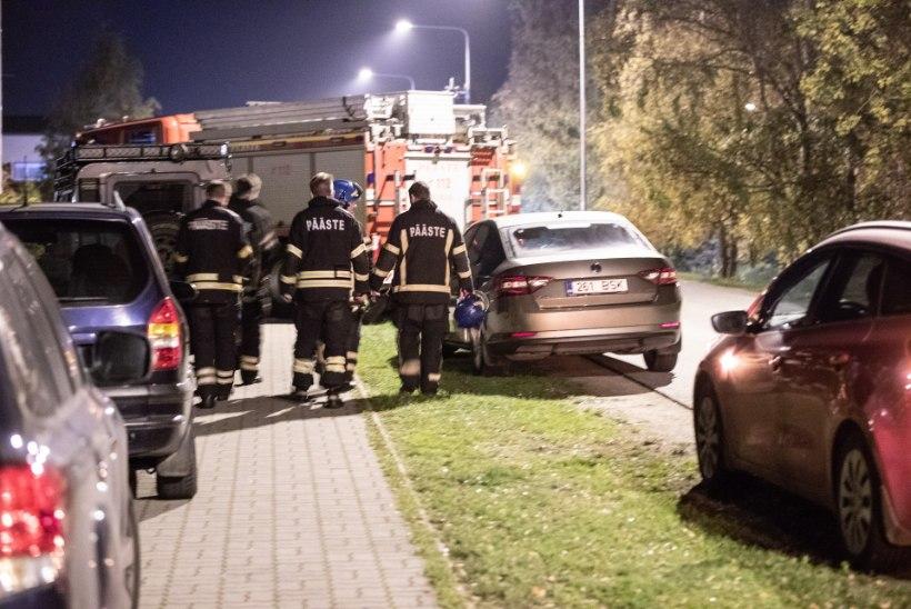 TJA: Kahe lapse surmaga lõppenud õnnetuse võis põhjustada vingugaas