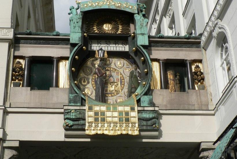 NAISTELEHT 55+ | 48 tundi Viinis – kohvikud, šnitslid ja pargid