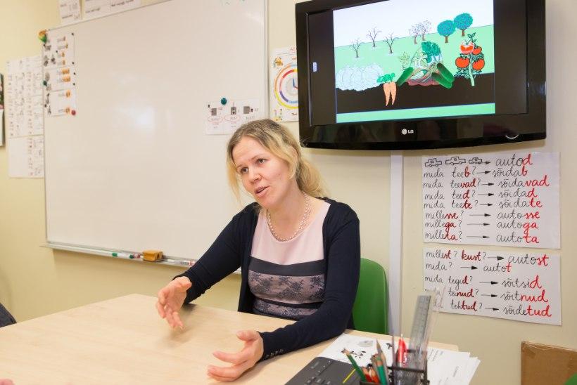 """Logopeed Inga Brin: """"Lapsed ei õpi korralikult kõnelema, sest vanemad räägivad nendega vähe."""""""