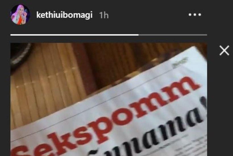 Kethi Uibomägi liitus Brigitte Susanne Hundi asemel Saagimi projektiga: tean, mis tunne on, kui keegi alt veab
