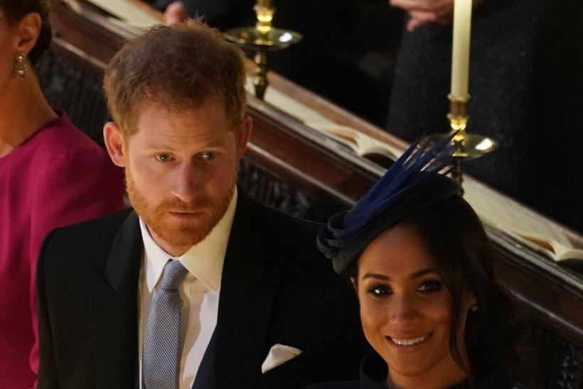 IMELINE UUDIS! Hertsoginna Meghan ootab last!