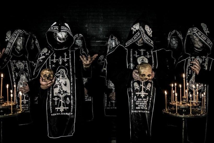 Skandaalne Poola black metal bänd Batushka naaseb Eestisse