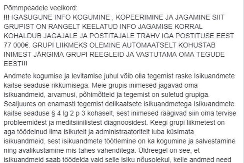 OHTLIK ÄRI: kolme naise kaubitsemine DMSO lahustiga polnudki kuritegu!