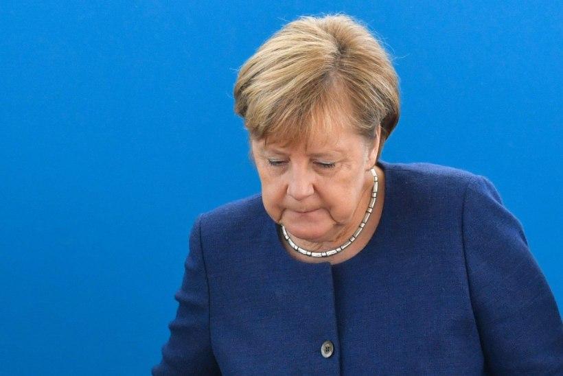 KATASTROOF BAIERIS: mis saab proua Merkelist?