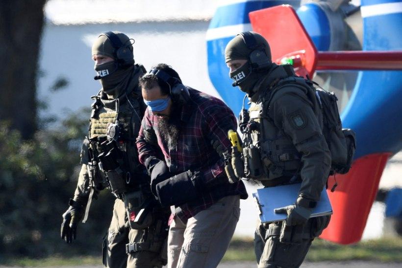 """Saksamaa vabastas 11. septembri terroristide """"kassapidaja"""""""