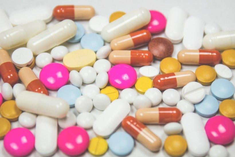 VÄRV ON OLULINE: mis värvi ravimid võtavad köha, mis mõjub vererõhule?