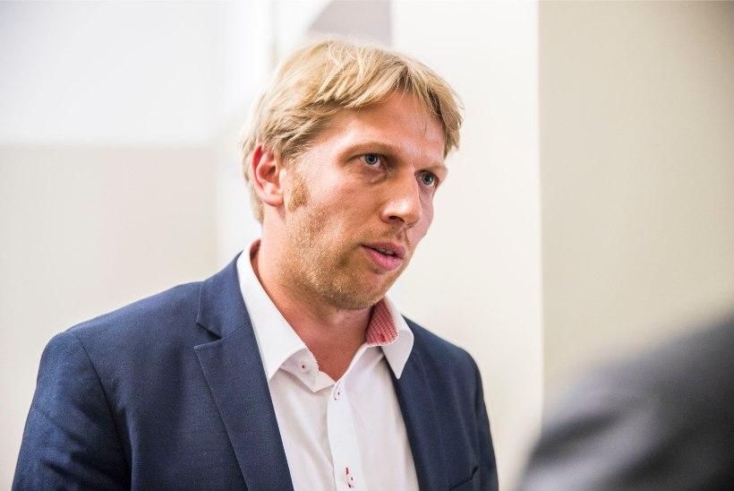 Mart Laar tegi Jaanus Karilaiule ettepaneku asuda Eesti Panga nõukogu liikmeks