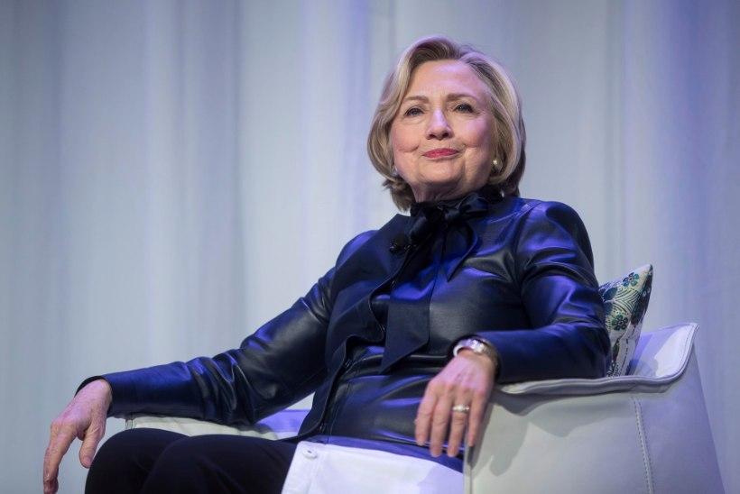 Hillary Clinton abikaasa afäärist: Monica Lewinsky oli täiskasvanud naine