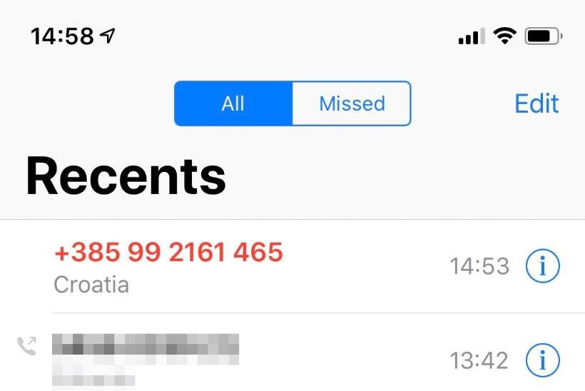 LUGEJAFOTO: telefoni ummistavad taas kahtlased kõned välismaalt