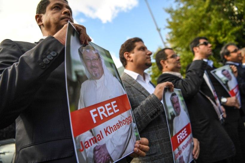 Pompeo sõidab Khashoggi juhtumi asjus Saudi Araabiasse