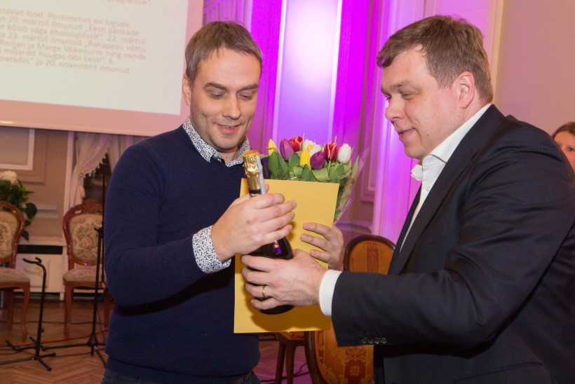 Uuriva ajakirjanduse tippauhinna võitnud Risto Berendson ühineb Õhtulehega