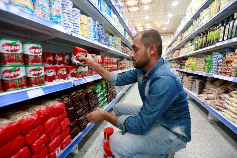 USA sanktsioonide tagajärg: Iraanis napib tomateid