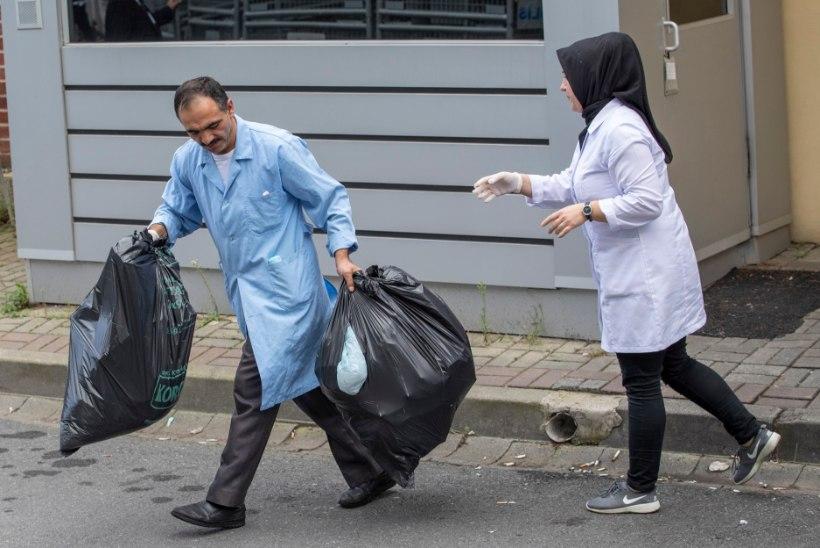Türgi: Saudi Araabia konsulaadis peitsid koristajad mürgijälgi