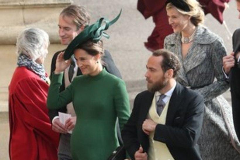 Hertsoginna Catherine'i õde Pippa Middleton sai emaks