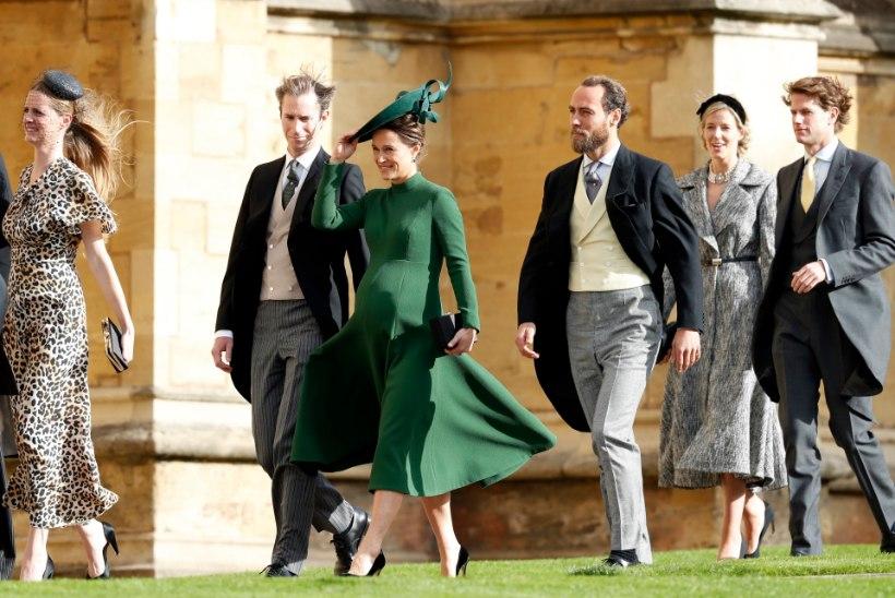 Kas Pippa Middletoni sünnitus on alanud?
