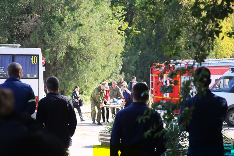 Krimmis asuvas kolledžis toimusid plahvatus ja tulistamine, hukkus vähemalt 18 inimest
