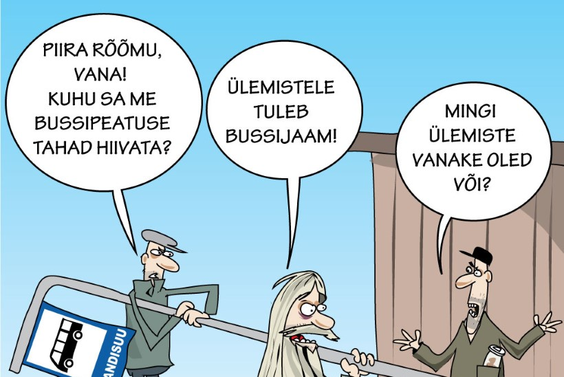 Hannes Luts | Kas Tallinna bussijaam tuleks viia Ülemistele?