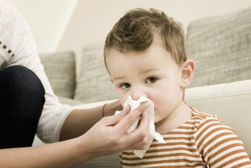 KÕRGE PALAVIK JA KÖHA? Arst selgitab, millal võiks kahtlustada grippi