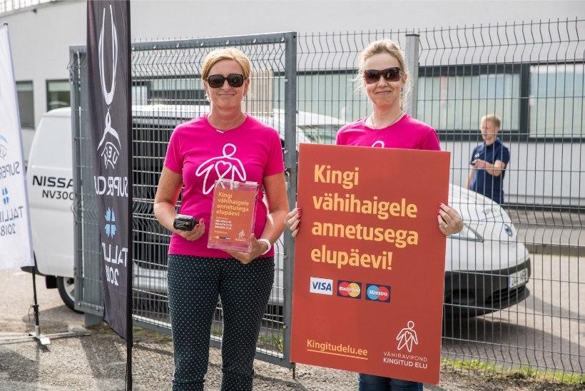 Vähiravifond panustas kahe kuuga Eesti inimeste ravisse ligi pool miljonit eurot