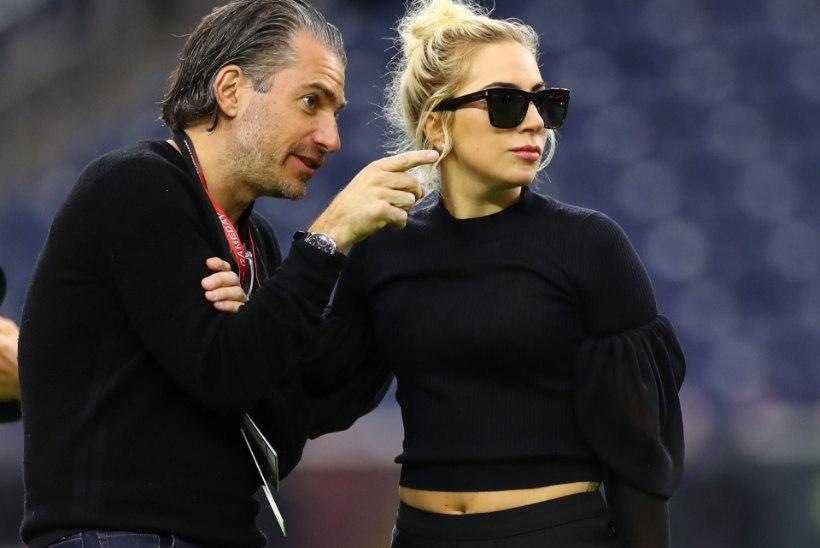 Lady Gaga kihlus oma uue kallimaga