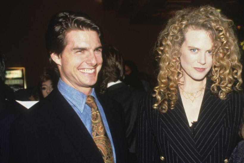 Kidman: abielu Cruise'iga kaitses mind seksuaalse ahistamise eest