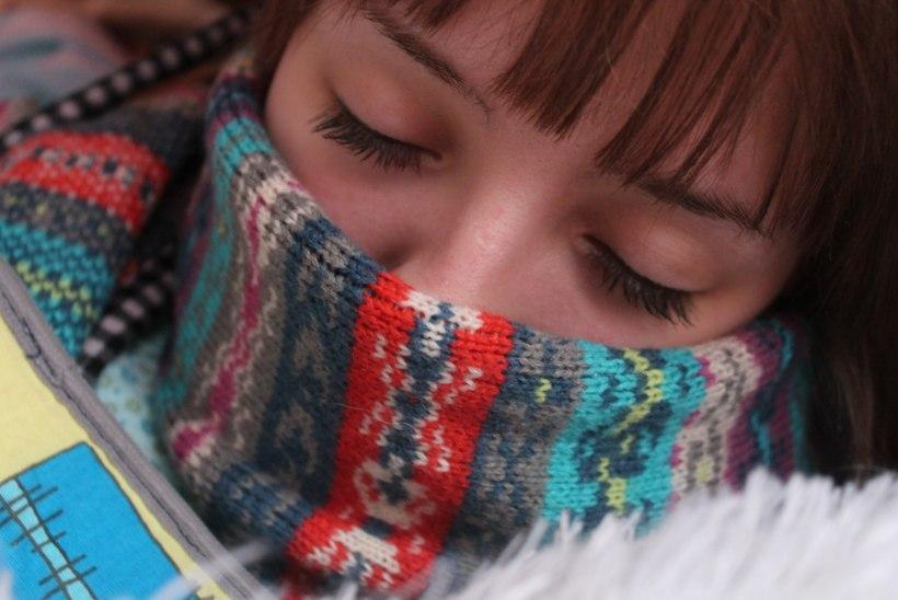TERVISEAMET: haigestumine ülemiste hingamisteede viirusnakkustesse püsib madalal tasemel