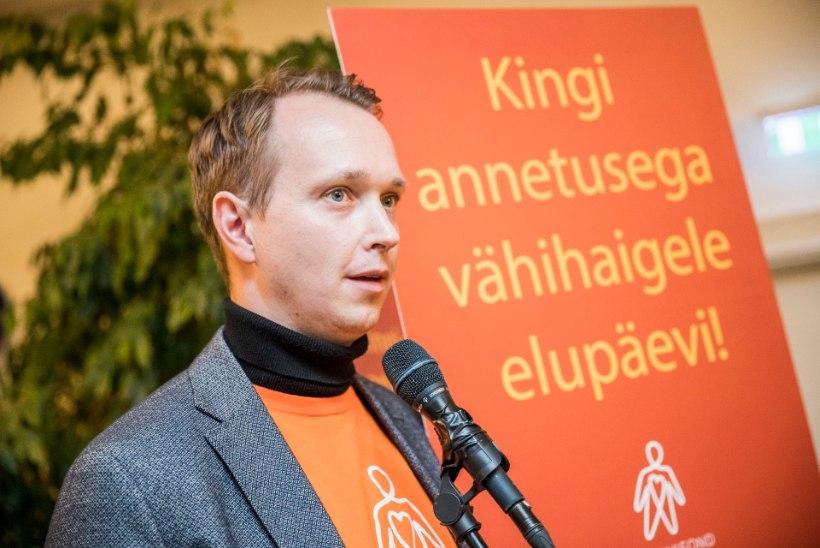 """Vähiravifond: """"toetame"""" riiki 200 000 euroga"""