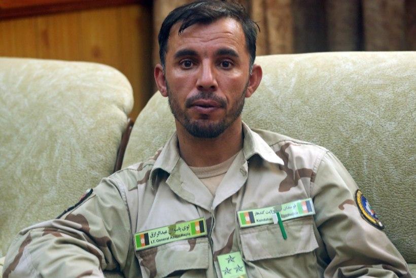 USA kindral pääses napilt Talibani rünnakust, Afganistani kõrged sõjaväelased hukkusid