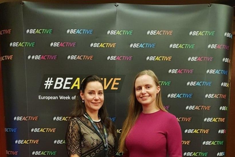 Rimi Eesti töökohaspordi projekt jõudis Euroopa kolme parima sekka