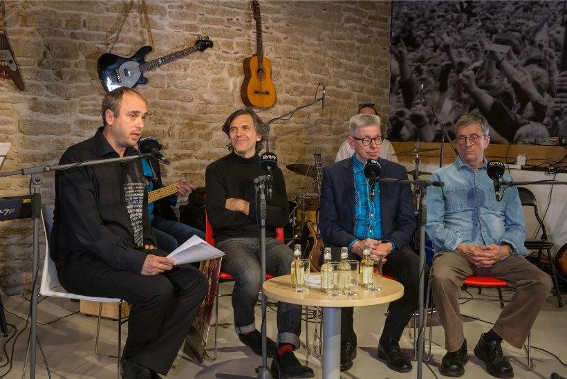 FOTOD | Raul Vaigla: me ei teinud bändi sellepärast, et tüdrukutele meeldida
