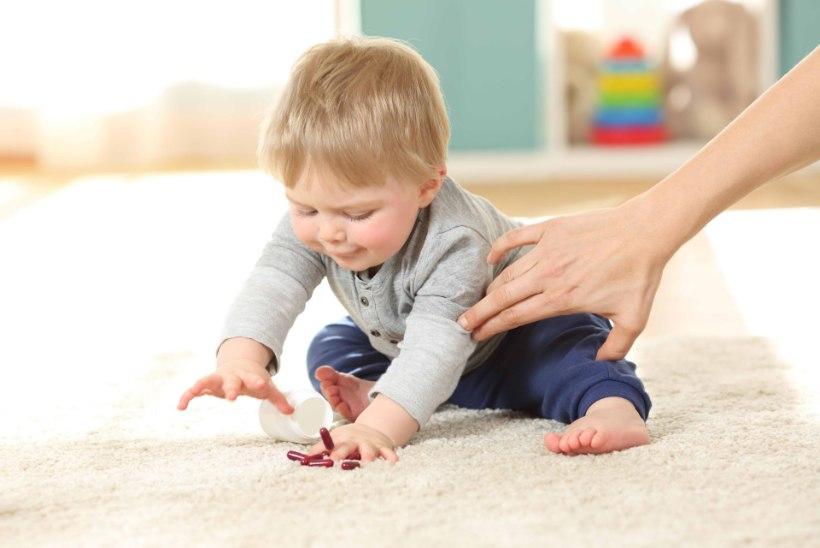 TERVISEAMET: sügis toob kaasa laste ravimimürgistused ja katkised kraadiklaasid