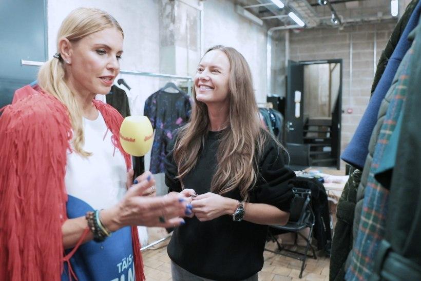 ÕL VIDEO | TFW 2018 | Iris Janvieri moemaja koostöös Piret Puppartiga jutustas muinasjutu  tuhandest ja kahest polaarööst