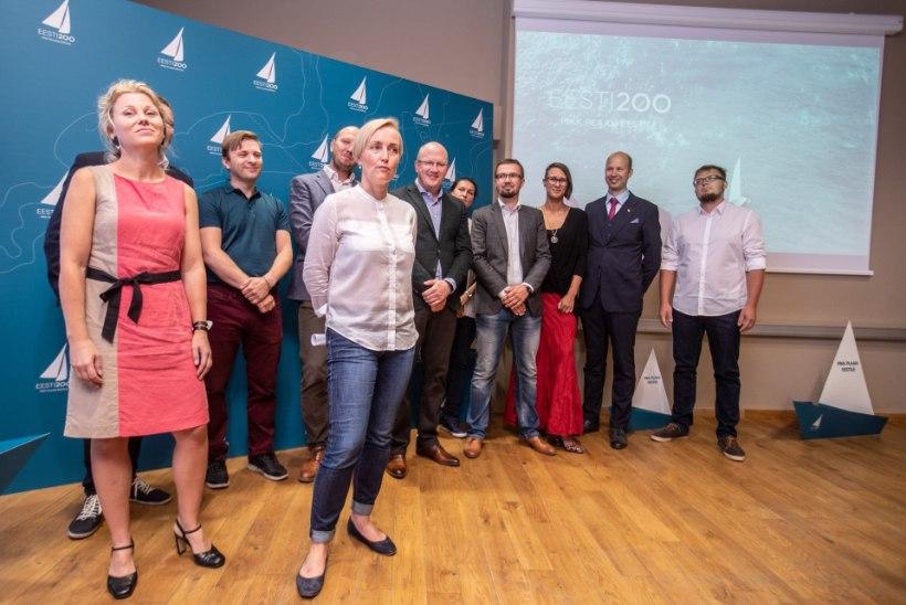 Kivirähk: Eesti 200 hüpoteetiline toetus on üheksa protsenti