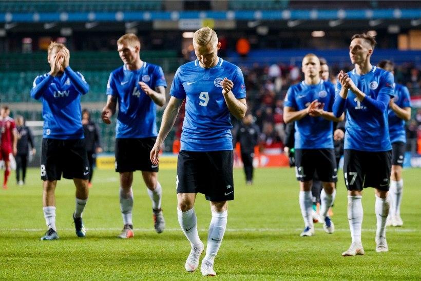 60c7e1de9d9 Eesti jalgpallikoondis saab EM-valiksarja vastased teada detsembris ...