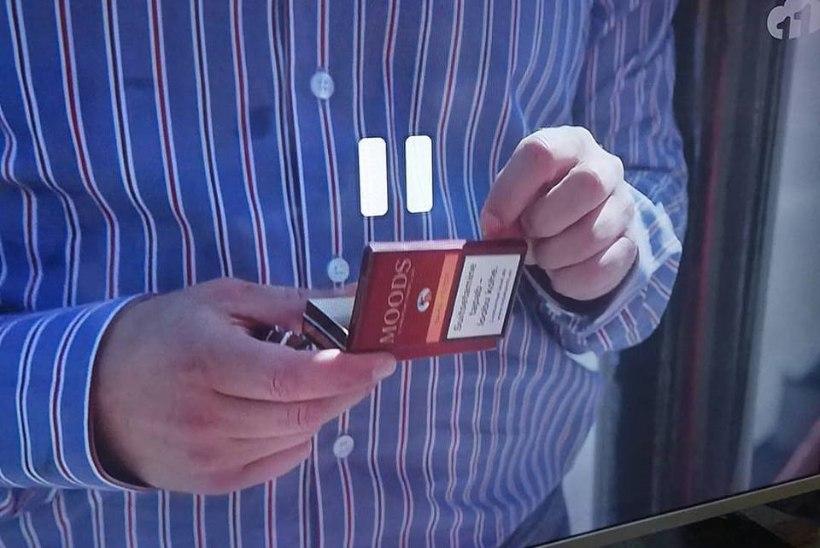 """Näitleja Märt Koik kurjustab: arusaamatu, miks seriaalis """"Pilvede all"""" tehakse tubakareklaami!"""