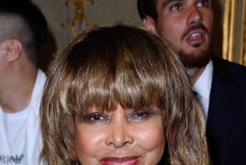 Tina Turner rääkis esmakordselt oma poja enesetapust