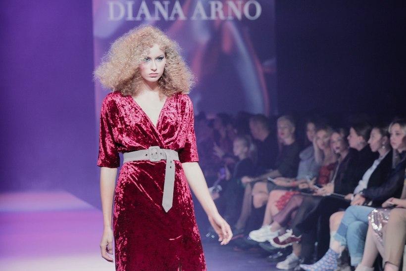 VIDEO JA PILDID | TFW kolmas päev tõi publiku ette Diana Arno lummava moevaatemängu