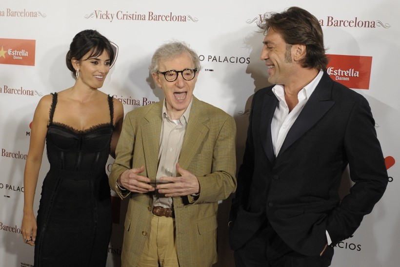 Javier Bardem mõistab hukka Woody Alleni avaliku lintšimise