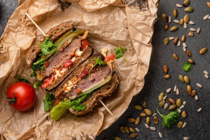 JOEL OSTRAT SOOVITAB: väge täis võileivad toekaks hommikusöögiks või vahepalaks