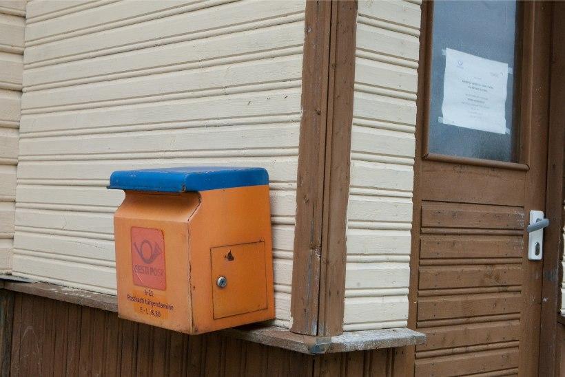 Juhtkiri | Posti pood kinni?