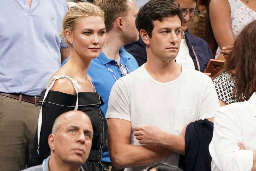 Supermodell Karlie Kloss abiellus Ivanka Trumpi mehevennaga