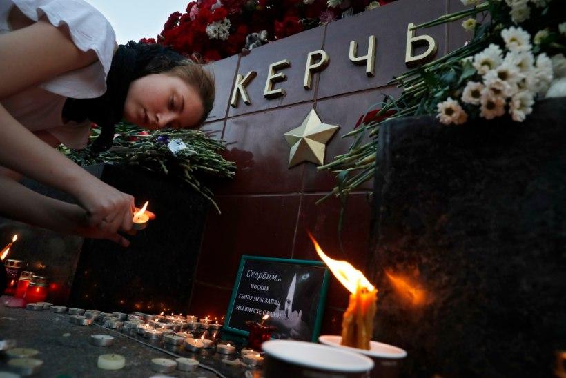 Vene meedia süüdistab Krimmi koolirünnakus lääne kultuuri