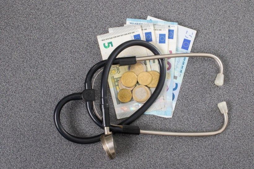Maale arsti juurde: haigekassa kulul saab abi ainult tugeva tervisega inimene