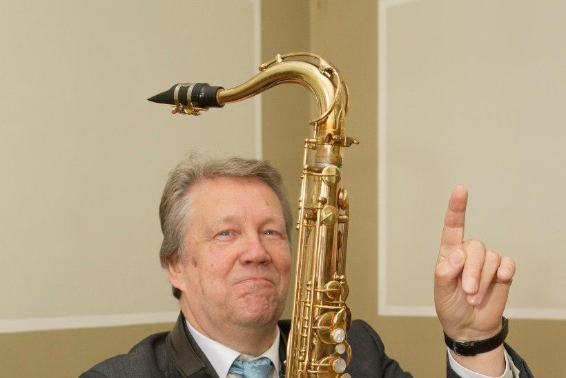 Lembit Saarsalu: noorena saksofoni kuuldes mõtlesin, et kuidas küll selle pilli kätte saaks!