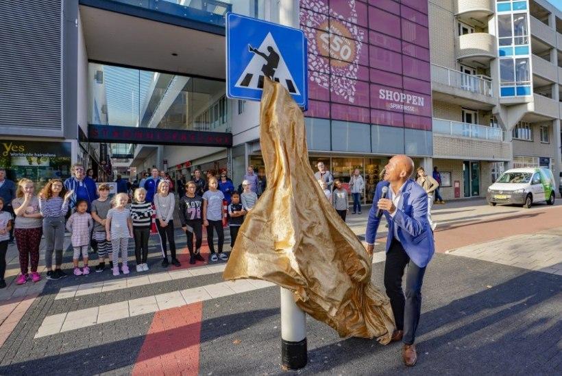 VIDEO | Hollandi linnakese valitsus nõustus avama Monty Pythonist inspireeritud ülekäiguraja