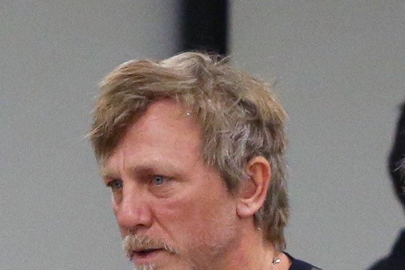 Pisibeebi on vaese Daniel Craigi päris ära kurnanud